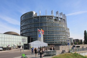 Das Europaparlament hautnah