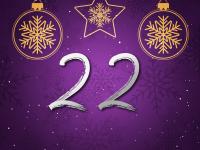 """Türchen Nr. 22: """"Weihnachten"""""""