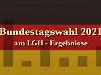 Bundestagswahl 2021 am LGH – Ergebnisse